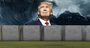 Trump Drops Plan To Build Wall — Proposes Spending Same $25 Billion On Education Instead