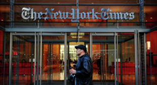 NY Times Caught Manipulating Public Opinion on Syria Attack — Ex-UN Official