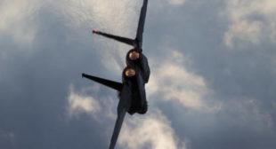 False Alarm: Israeli Jets Practicing for Air Show Jolt Tel Aviv (VIDEO)