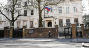 Russian Embassy Urges Nationals to Reconsider Plans to Travel to UK