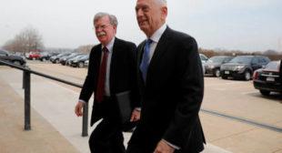 DoD Braces for Trump's New 'Devil Incarnate' National Security Advisor Bolton