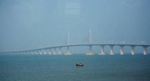 When Size Matters: China to Open World's Longest Bridge (PHOTOS)