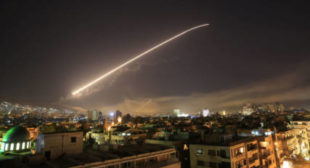 71 Out of 103 Destroyed: Here's How Syria's Air Defense Repelled West's Missiles