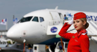 Russia's Aeroflot named world's most powerful airline brand