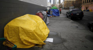 'Humanitarian Crisis in Hollywood': Chronic homelessness vs. the American Dream