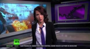 Abby Martin interview critical of Israel is blocked by YouTube in 28 countries