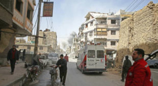 'They can go anywhere they want in Douma': OPCW team arrives in Syria to investigate alleged attack