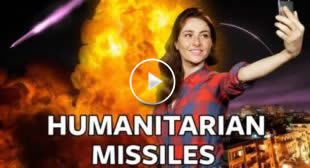 ICYMI: Be reassured, people of Syria – the West has humanitarian missiles ready to intervene!
