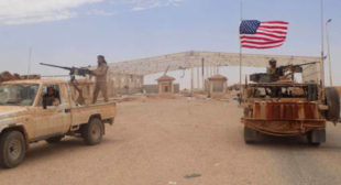 US Fears its al-Tanf Base in Syria May be Captured by Iranian Forces – Reports