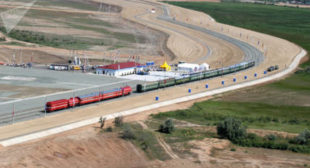 Ten O'Clock to Tehran: China Launches New Rail Link with Iran as US Severs Ties