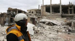 US 'freezes funding' for White Helmets as group's Douma chem attack claim falls apart