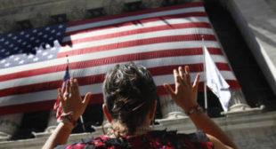 US stocks tumble as Trump starts trade brawl against the world