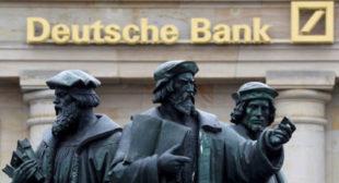 US Federal Regulator Fines Deutsche Bank $73.3Mln For Securities Mishandling