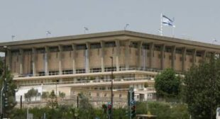 Israeli Knesset Strips Prime Minister, Defense Minister of Right to Start War