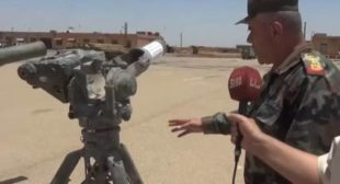 WATCH as Syrian Army Uncovers Massive Haul of Western-Made Weapons for Rebels