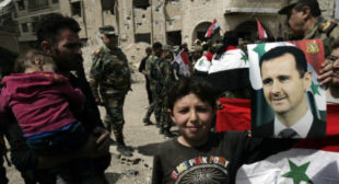 'Dehumanized, discounted, marginalized': Syria's victors defying airbrushed US narrative