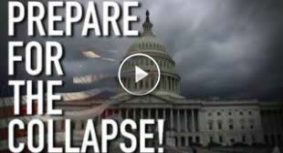 The Inevitable Collapse Of The U.S. Dollar – Prepare Yourself For Economic Collapse & Market CRASH!