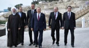 Caspian deal an antidote to Washington's bullyboy tactics