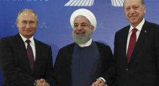 Iran, Russia, Turkey Discussed Non-Dollar Trade at Summit in Tehran – Reports