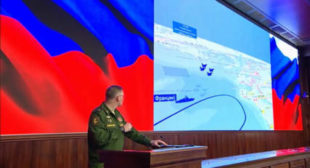 Russian MoD Has Compelling Evidence to Back Up Account of Il-20's Last Moments