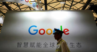 Ex-Google CEO: Internet will split in two, with China controlling half
