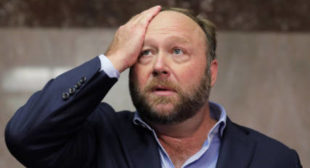 Infowars says PayPal has terminated agreement with it for promoting 'hate'