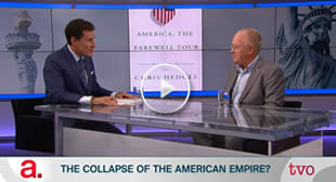 Chris Hedges: Are We Witnessing The Collapse Of The American Empire?