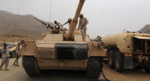 US Not to Change Logistical Support for Saudi-led Operations in Yemen