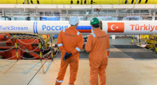 European States Line Up for Turkish Stream Gas, Casting Shadow on US LNG Future