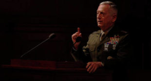 Mattis Attempts to Sell US Exit From INF Treaty to EU Allies