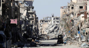 Bush & Blair's Iraq war was key that opened door to Syria's current hell