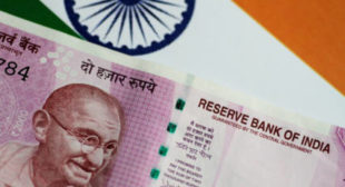 India offloading US Treasuries to support national currency & buy gold