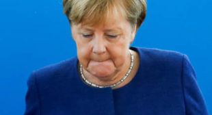 Merkel's party suffers losses in Hesse elections as right-wing AfD enters parliament – exit polls