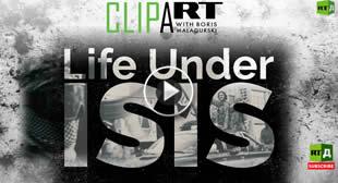 Life Under ISIS: ClipArt with Boris Malagurski