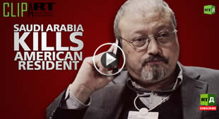 Saudi Arabia Kills American Resident: ClipArt with Boris Malagurski