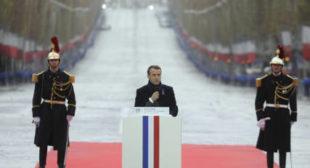 'Betrayal of Patriotism': Macron Jab at Trump's Nationalism Seen as Rebuke