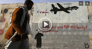 Ex-US drone operator, Extinction Rebellion & Yemeni children dying from preventable causes