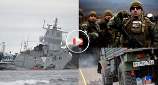 Pooing troops, empty bars, sinking frigate and other takeaways from NATO largest drills