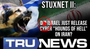 """Stuxnet II: Did Israel Just Release Cyber """"Hounds of Hell"""" on Iran?"""