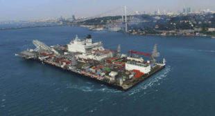 World's Biggest Construction Ship to Start Laying Nord Stream 2 Pipes Next Week