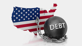 US debt soars nearly $1.4 trillion from last Christmas, rising $44,000 per second