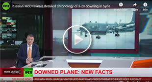 'Criminal negligence' or disregard to Russia-Israel ties: MoD details chronology of Il-20 downing