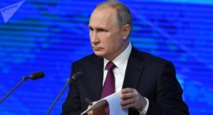 Russia Vows Response as UK Defence Chief Issues 'Warning to Putin'