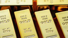Gold hits 6-month high as Apple wreaks havoc in global markets