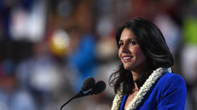 'Putin puppet' vs 'Assad shill': Dems & Reps unite in panic over Gabbard challenging Trump in 2020