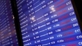 FAA halts flights into New York's LaGuardia Airport, citing staff shortage amid govt shutdown