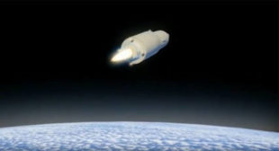 Newest VIDEO of Russian Avangard Missile Test Launch Released