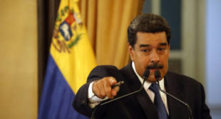 Maduro Says Russia to Deliver 300 Tonnes of Humanitarian Aid to Venezuela
