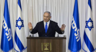 Israel's Attorney General Plans to Indict Netanyahu Pending Hearing  – Reports