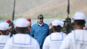 'Stop Trump's insane actions!' Venezuela's Maduro talks to RT about avoiding war